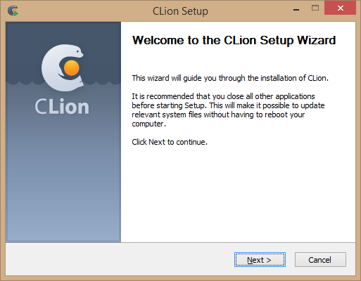 A look at CLion 1 0 – development